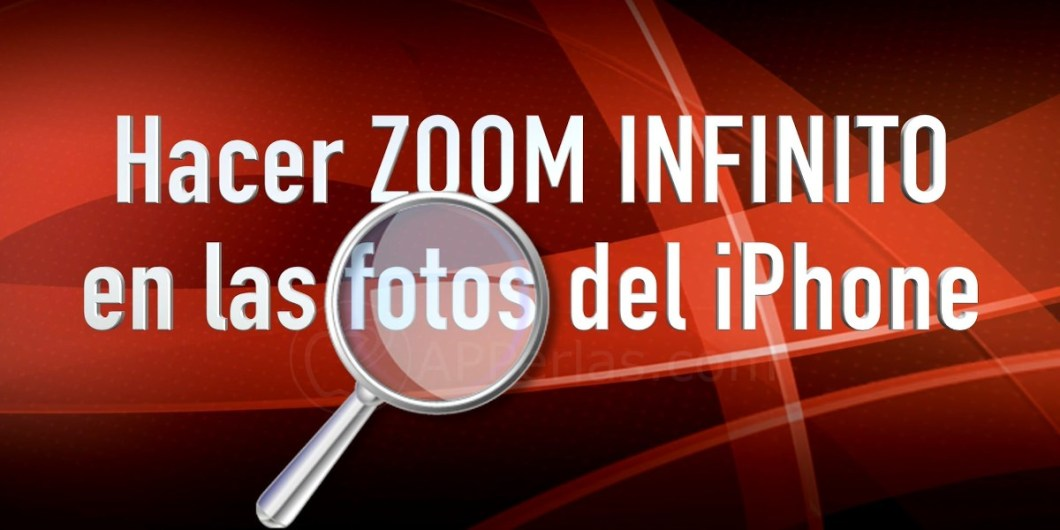 zoom infinito