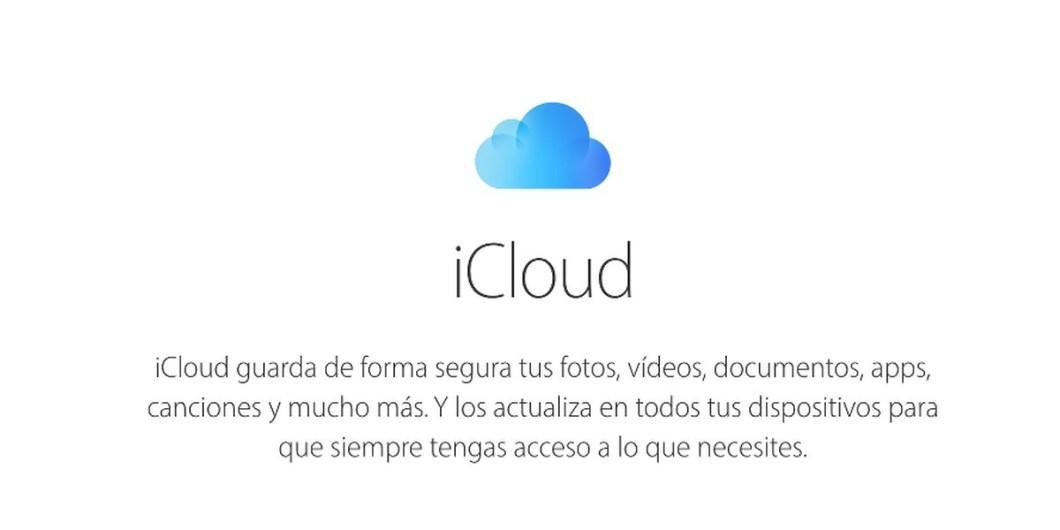 perfil de iCloud