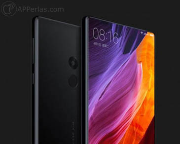 Xiaomi Mi Mix próximo iPhone 8 o x