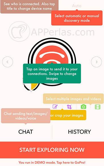compartir archivos desde iPhone 1