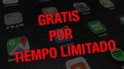 Aplicaciones GRATIS por tiempo limitado, para iOS [3-11-2017]