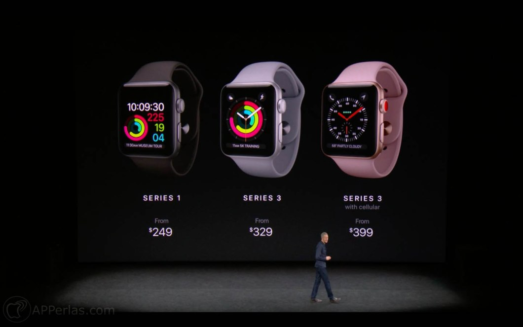 Apple Watch Series 3 LTE España 2Apple Watch Series 3 LTE España 2