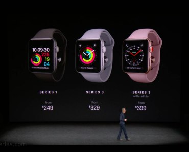Apple Watch Series 3 LTE España 2Apple Watch Series 3 LTE España 2