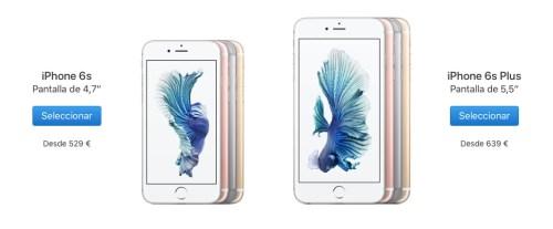 iPhone baratos 2