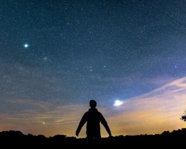 Como hacer fotos a las estrellas con el modo noche del iPhone 11