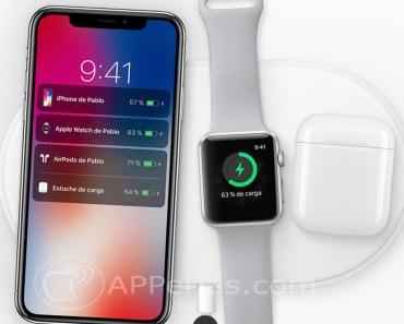 Tendremos carga rápida y carga inalámbrica en el iPhone 8 y iPhone X