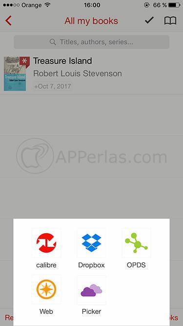 Alternativa a iBooks 2