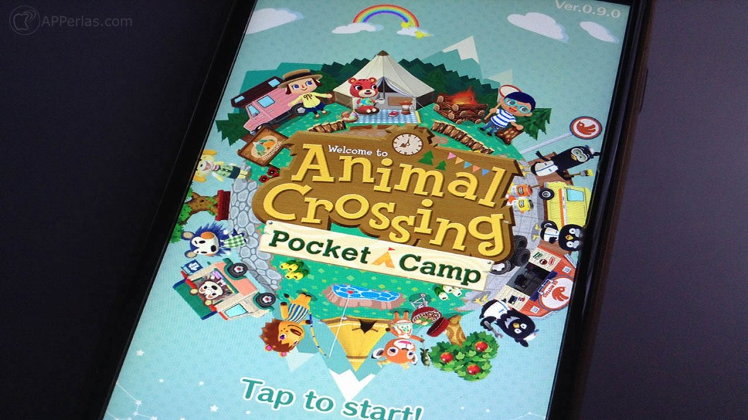 Descargar Animal Crossing Pocket Camp en iPhone 1