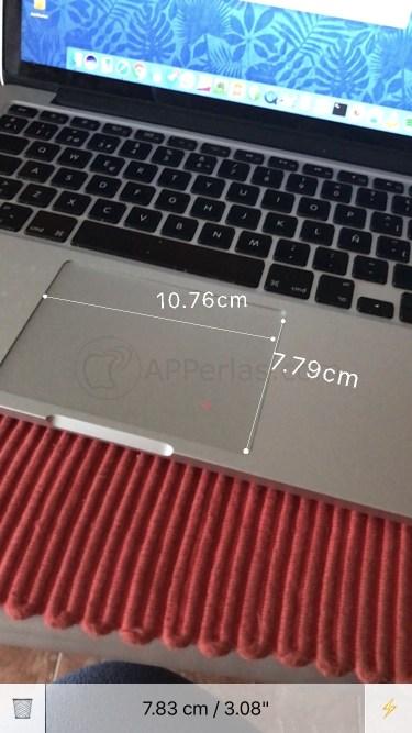 App para medir iMetro