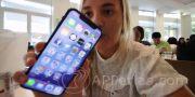 Despiden al ingeniero de Apple por dejar el iPhone X a su hija