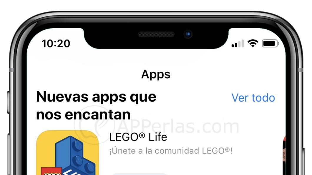 Aplicaciones nuevas app store