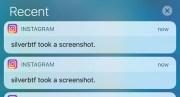 Cuidado que Instagram notificará las capturas de pantalla próximamente
