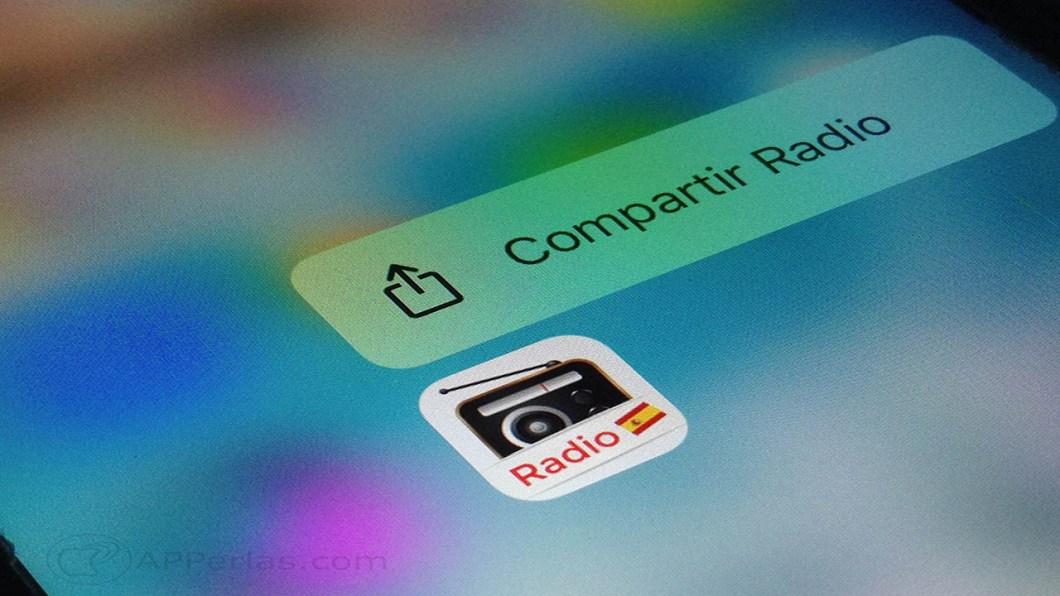 escuchar radios en iOS 3