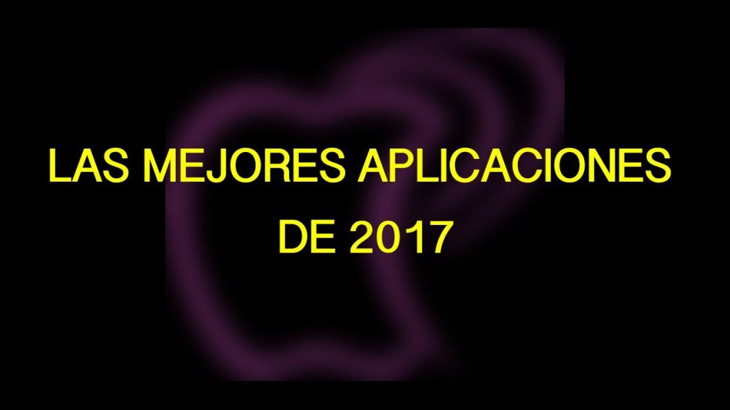 Mejores aplicaciones del 2017