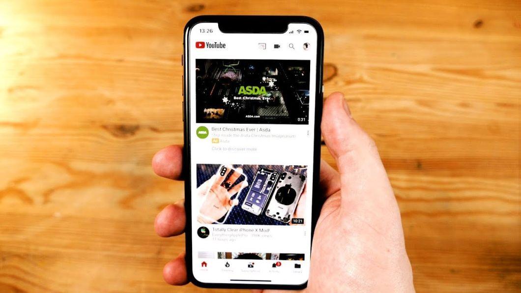 vídeos de Youtube en el iPhone