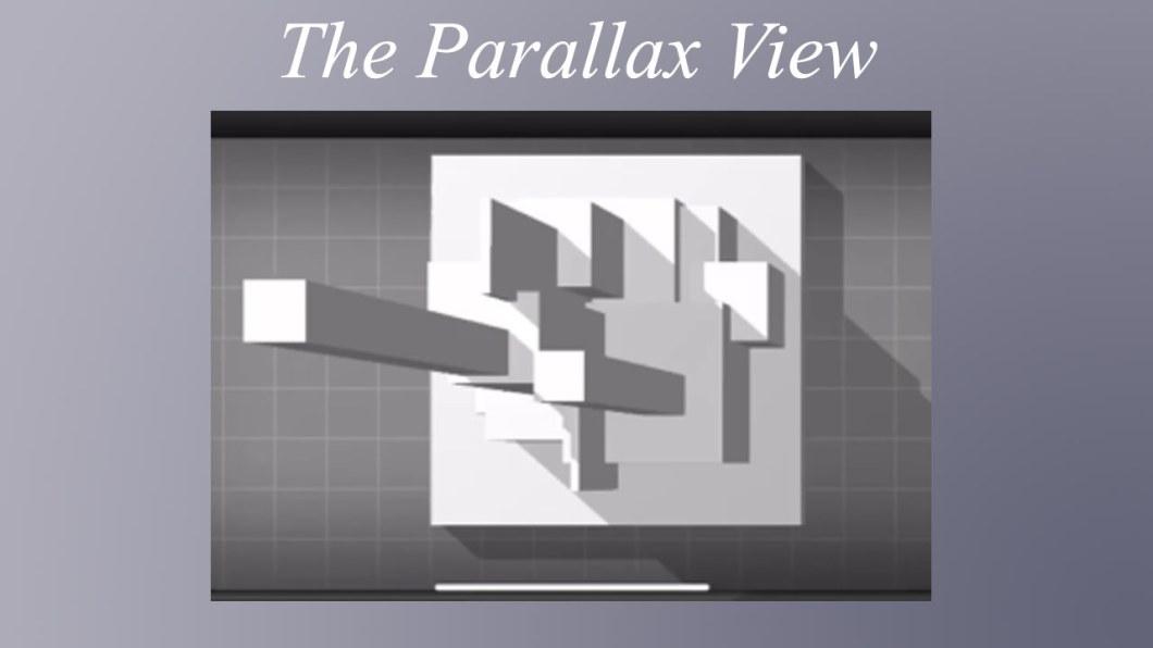efecto 3D en la pantalla del iPhone X