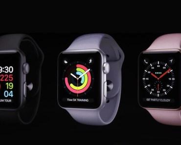 esferas de terceros apple watch
