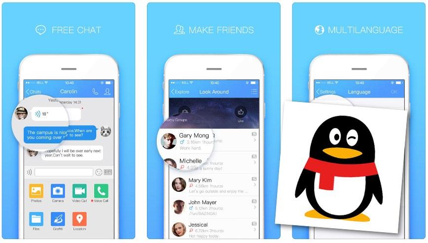 App QQ