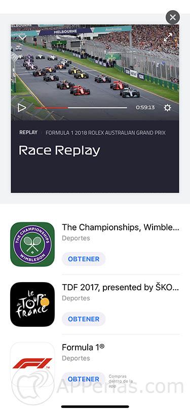 apps si no te gusta el fútbol ios iphone 3