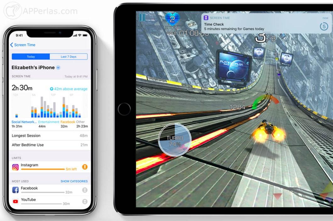 las novedades de iOS 12 2