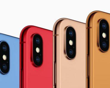 iPhone X 2018 con pantalla LCD