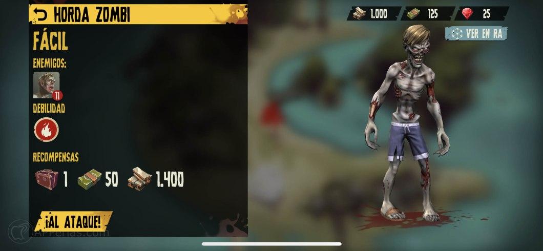 Dead Island Survivors zombies ios 2