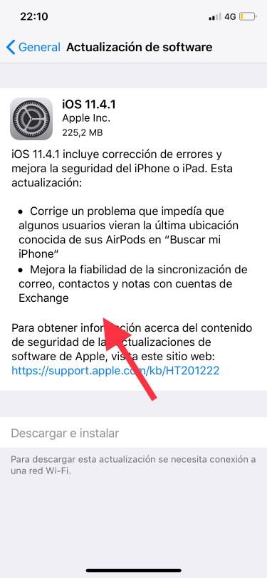 iOS 11.4.1 2