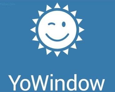 app meteorológica yowindow 3