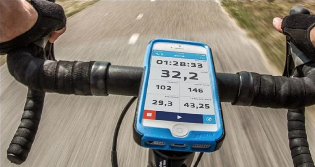 Apps de ciclismo para iPhone