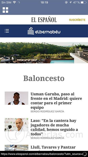 noticias del Real Madrid el bernabeu 2