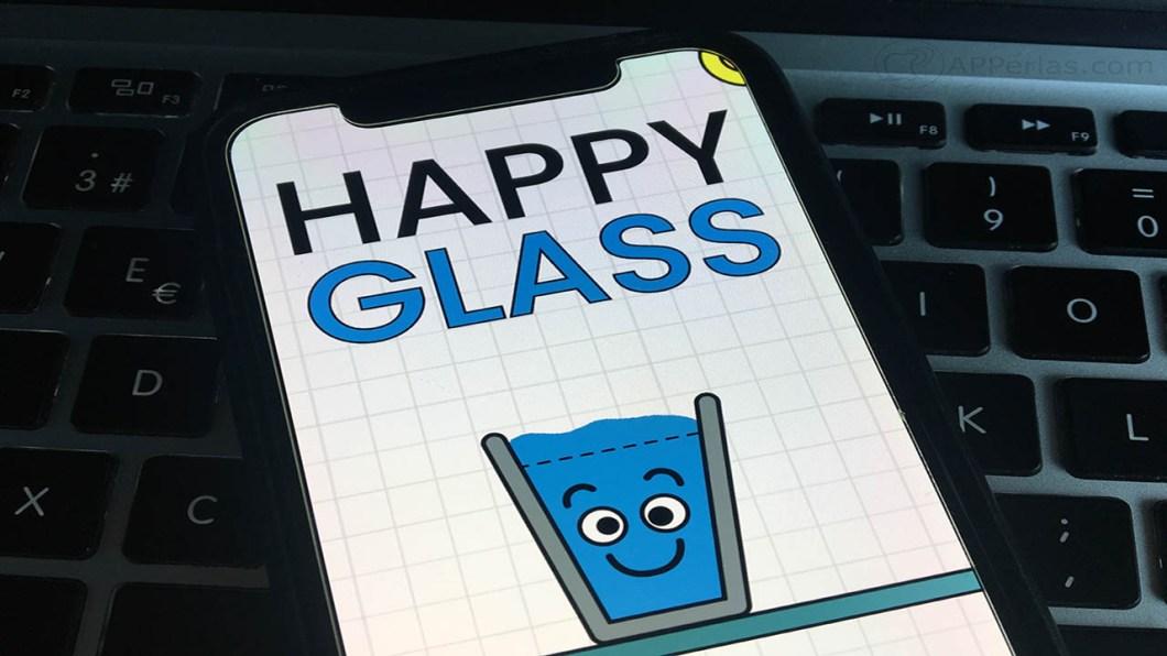 Happy Glass, el juego del vaso de agua para iPhone