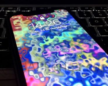 Fondos de pantalla chispeantes para la pantalla de bloqueo de tu iPhone