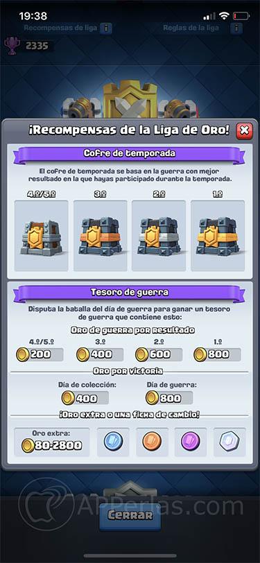 la nueva actualización de Clash Royale 3
