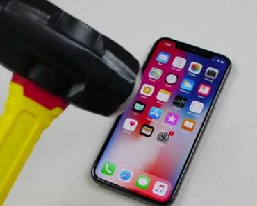 5 vídeos ¡¡¡BRUTALES!!!, probando la resistencia del iPhone XS y XS MAX