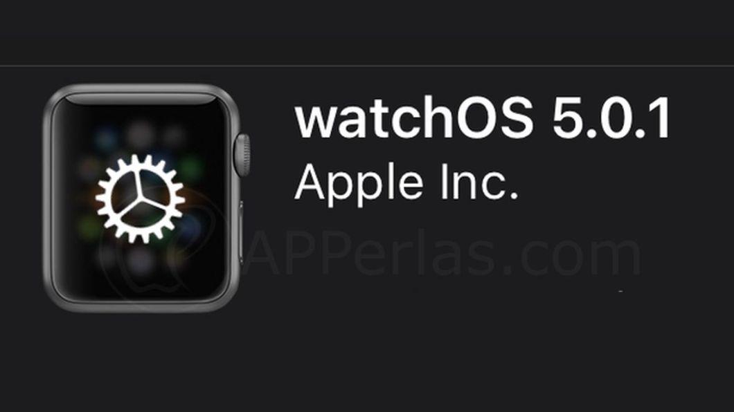 WatchOS 5.0.1