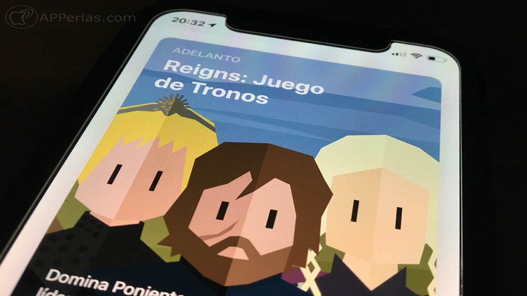 Reigns Game of Thrones 1