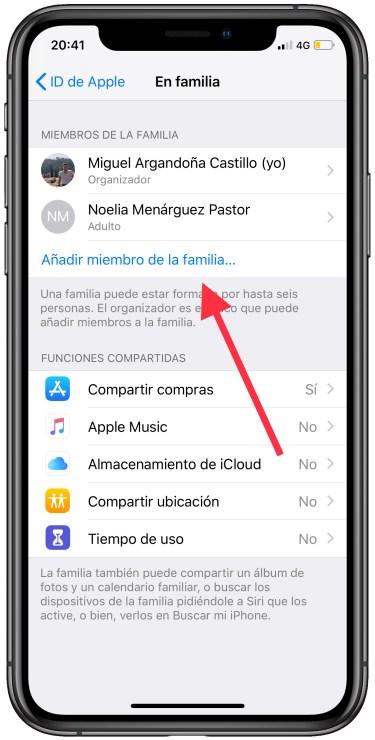 compartir aplicaciones compradas 1
