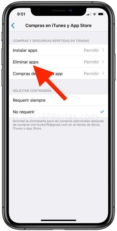 No permitas que eliminen apps