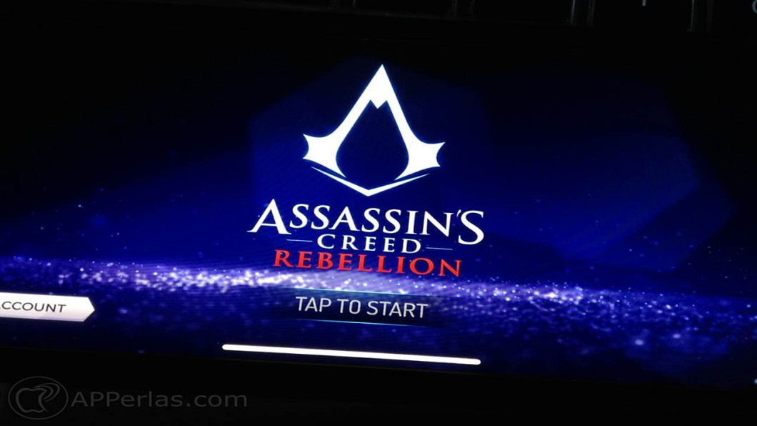 Assassin's Creed Rebelion 1