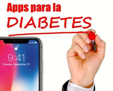 Las mejores aplicaciones para diabéticos que puedes descargar en iPhone