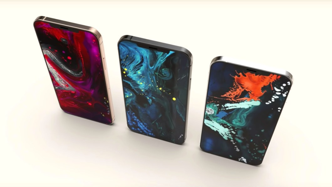 Prototipo del iPhone 2019
