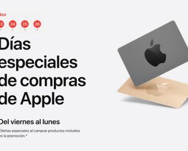 Las ofertas de Apple para el Black Friday 2018