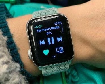 Spotify permitirá reproducir música en streaming desde el Apple Watch