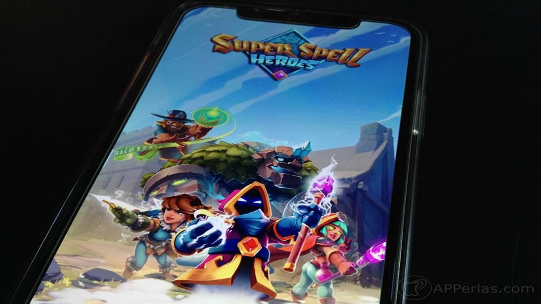 Super Spell Heroes 1