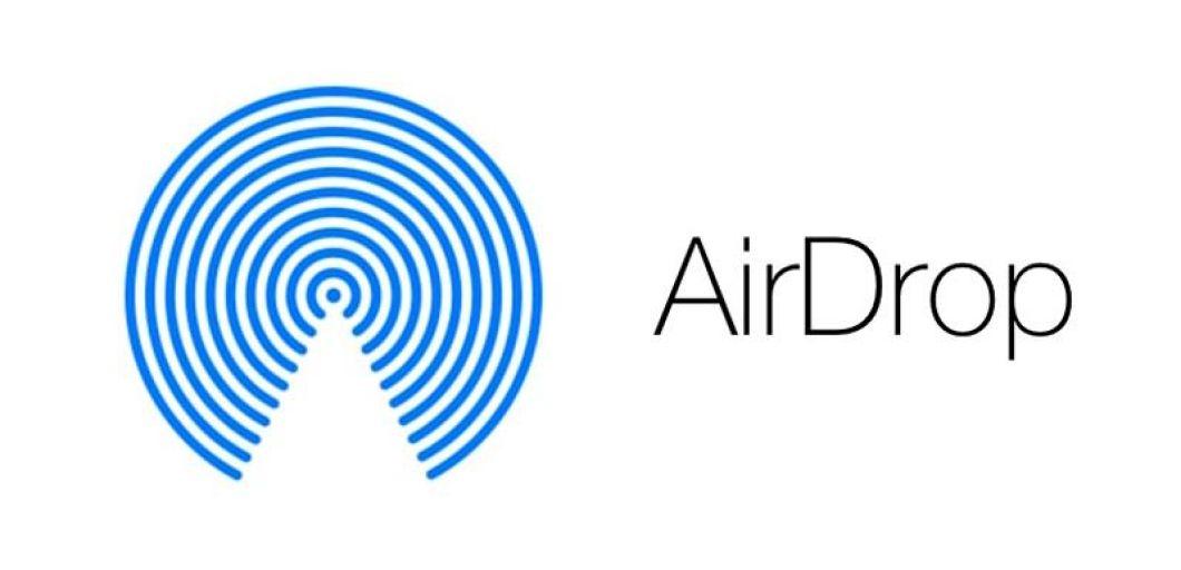 icono de AirDrop