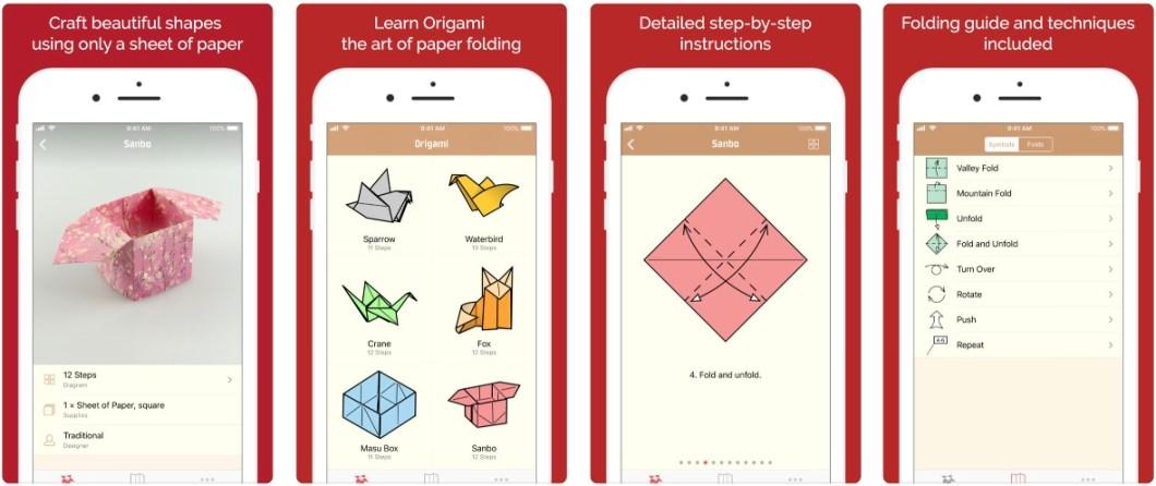 Aprende a hacer Origamis