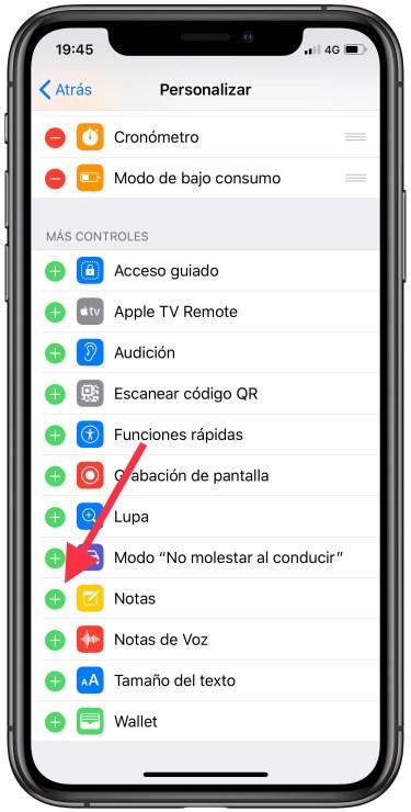 escanear un documento con el iPhone 1