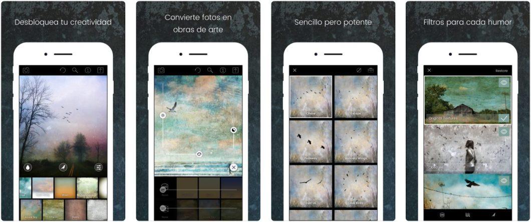 Magnífica app de filtros para fotos