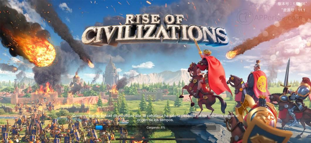Rise of civilizations 1