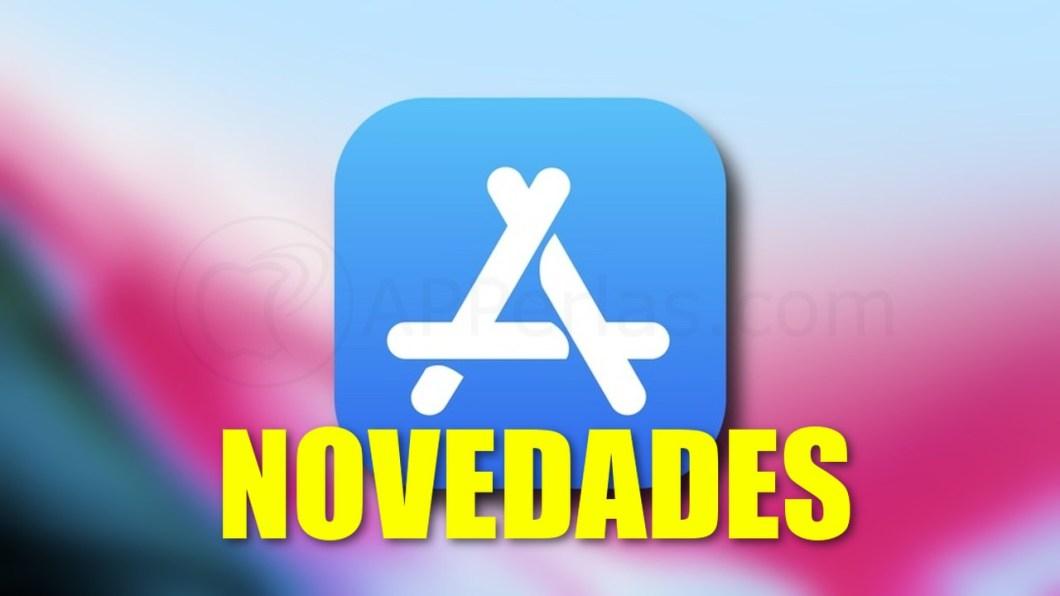 Novedades destacadas llegadas a la App Store